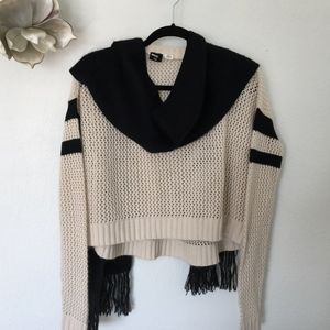 BDG Urban Outfitters Cropped Oversized Sweater